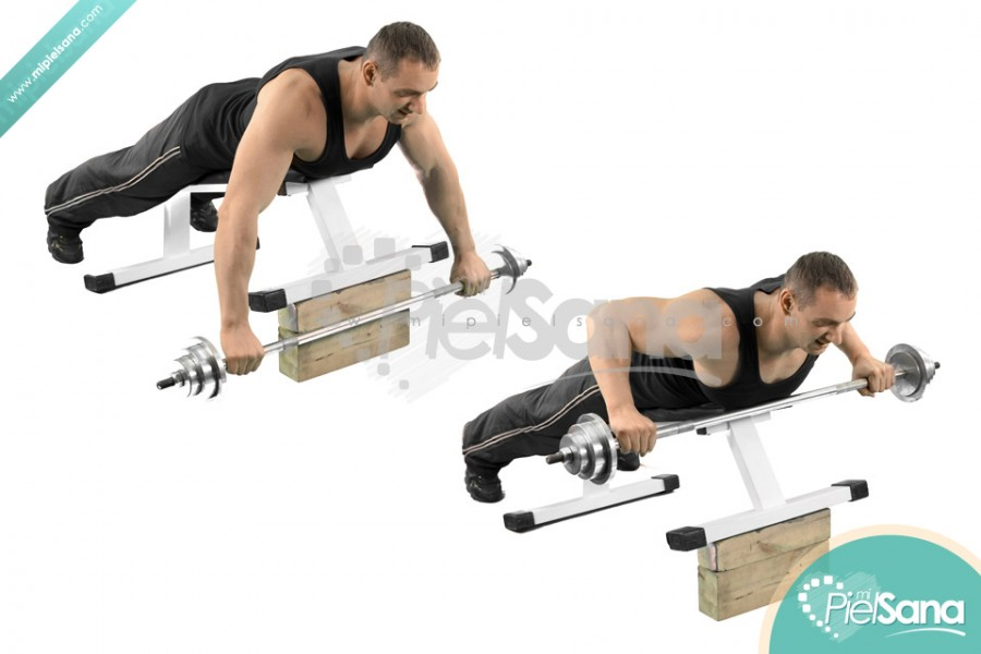 Incline Dumbbell Row Incline Bench Barbell ...