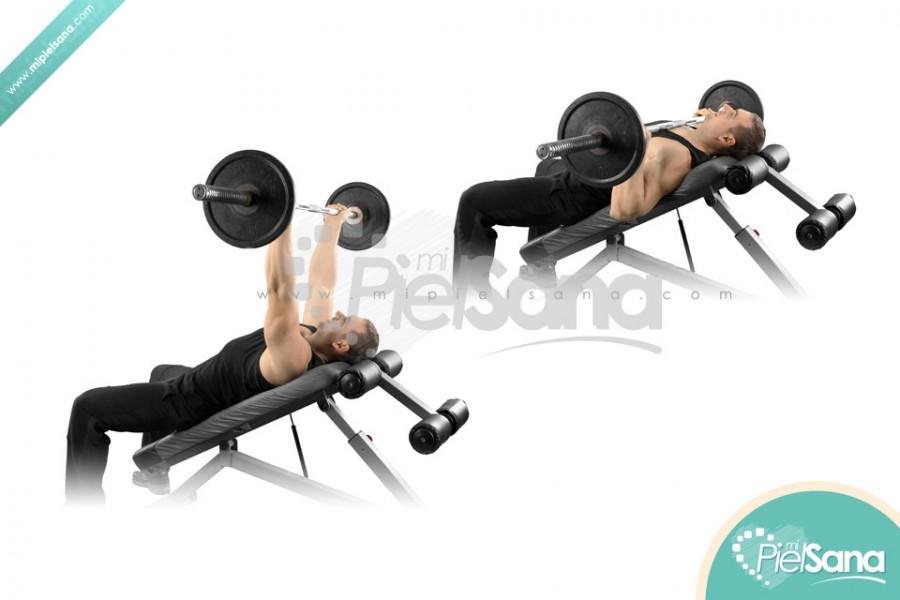Reverse Grip Bench Press vs Incline Bench Press Reverse Grip Incline Bench Press