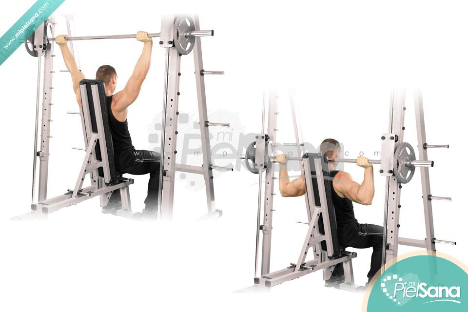 press on smith machine