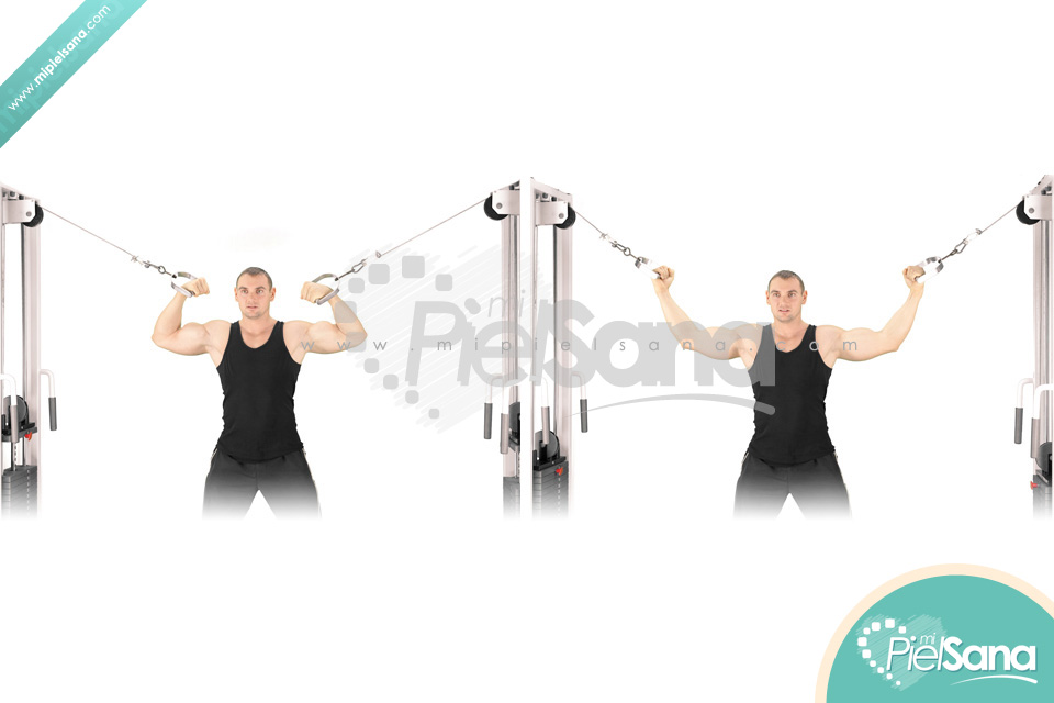 High Pulley Curls images