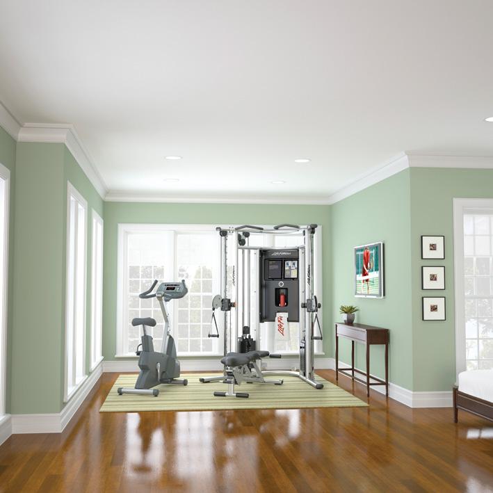 Los mejores equipamentos hogare os para hacer culturismo en casa - Decoracion de gimnasios ...