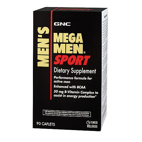 Mega Men Sport // El Multivitamínico perfecto para hombres