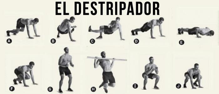 Resultado de imagen para entrenamientos peso corporal